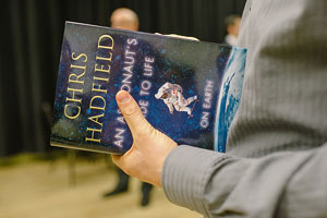 Chris Hadfield, An Astronaut's Guide to Life on Earth